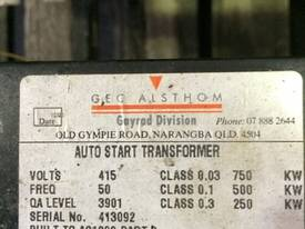 Auto Start Transformer - picture1' - Click to enlarge