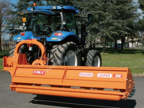 Pellicano Super 80-120 hp Verge Mower