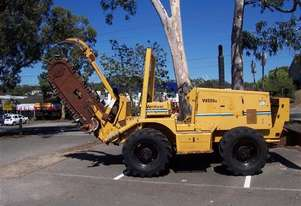 8550A Vermeer Trencher , 90hp ,