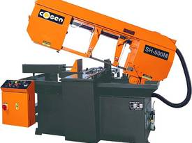 COSEN SH-500M SEMI-AUTOMATIC MITRE BANDSAW *In Stock* - picture0' - Click to enlarge