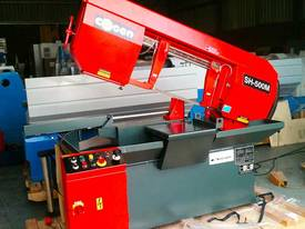 COSEN SH-500M SEMI-AUTOMATIC MITRE BANDSAW *In Stock* - picture2' - Click to enlarge