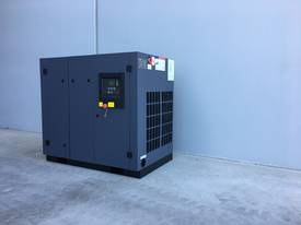 11kW (15 hp) Screw Compressor 1.6m3/min (60 cfm) - picture2' - Click to enlarge