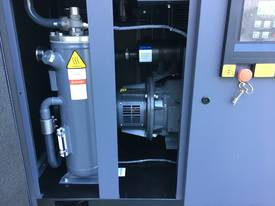 11kW (15 hp) Screw Compressor 1.6m3/min (60 cfm) - picture8' - Click to enlarge