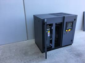 11kW (15 hp) Screw Compressor 1.6m3/min (60 cfm) - picture9' - Click to enlarge