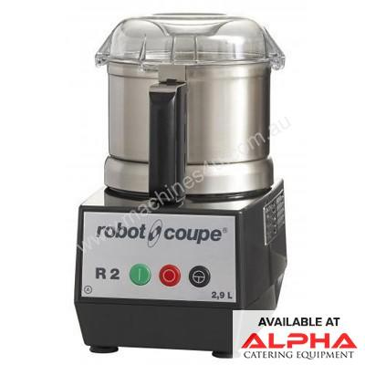 Robot Coupe R2 Table Top Cutter Mixer
