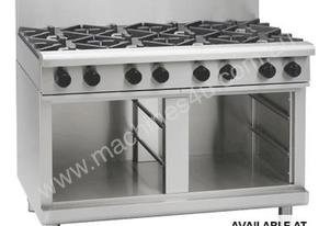 Waldorf 800 Series RNL8800G-CB - 1200mm Gas Cooktop Low Back Version