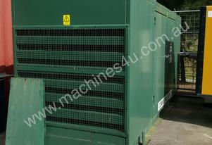 250kVA MAN Diesel Enclosed Generator