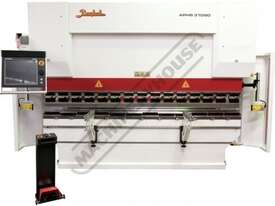 APHS-C 31090 Hydraulic CNC Pressbrake 90T, 4 Axis, Delem DA66T Touch Screen Control Includes Program - picture0' - Click to enlarge