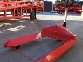 Paper Roll Pallet Jack - picture1' - Click to enlarge
