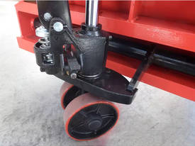 Paper Roll Pallet Jack - picture2' - Click to enlarge