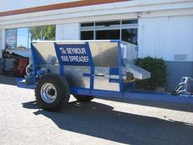 Seymour 1500 Fertilizer/Manure Spreader Fertilizer/Slurry Equip - picture0' - Click to enlarge
