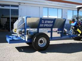 Seymour 1500 Fertilizer/Manure Spreader Fertilizer/Slurry Equip - picture1' - Click to enlarge