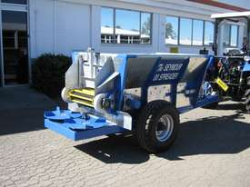 Seymour 1500 Fertilizer/Manure Spreader Fertilizer/Slurry Equip - picture2' - Click to enlarge