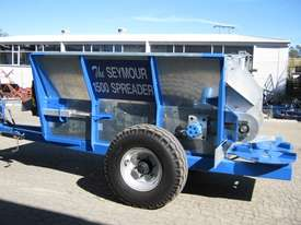 Seymour 1500 Fertilizer/Manure Spreader Fertilizer/Slurry Equip - picture4' - Click to enlarge