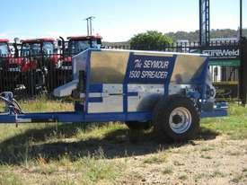 Seymour 1500 Fertilizer/Manure Spreader Fertilizer/Slurry Equip - picture8' - Click to enlarge
