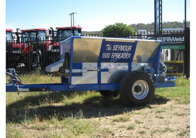 Seymour 1500 Fertilizer/Manure Spreader Fertilizer/Slurry Equip