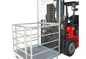 Forklift Safety Cage - Flat Packed - Melbourne