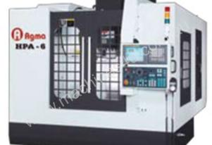 AGMA HPA-6 Vertical Machining Centre