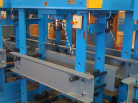 Madison model HD160/MH Electric Hydraulic H Frame Press - picture0' - Click to enlarge