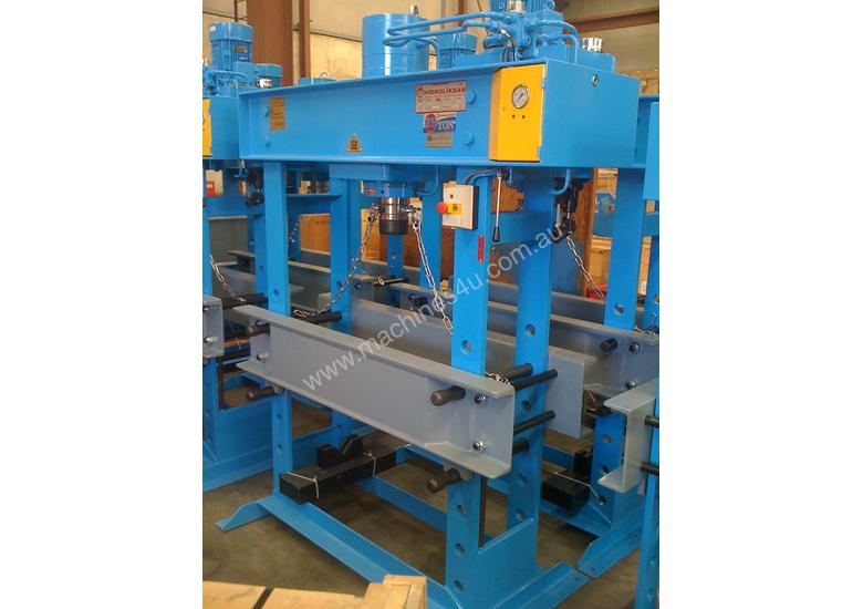 Madison model HD160/MH Electric Hydraulic H Frame Press