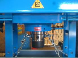 Madison model HD160/MH Electric Hydraulic H Frame Press - picture2' - Click to enlarge