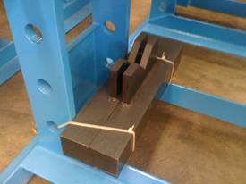 Madison model HD160/MH Electric Hydraulic H Frame Press - picture3' - Click to enlarge