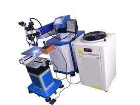 Laser welding system for moulds repair work