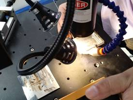 Laser welding system for moulds repair work - picture4' - Click to enlarge