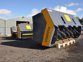 12-21T Excavator/Loader SCREENING-CRUSHING BUCKET - picture15' - Click to enlarge