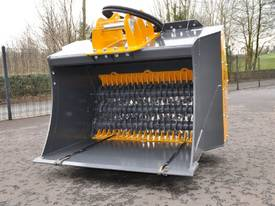 12-21T Excavator/Loader SCREENING-CRUSHING BUCKET - picture0' - Click to enlarge