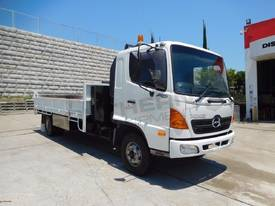 Tipper Truck FD1J with crane, only 140,000Kms - picture2' - Click to enlarge