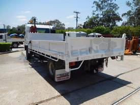Tipper Truck FD1J with crane, only 140,000Kms - picture4' - Click to enlarge