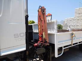 Tipper Truck FD1J with crane, only 140,000Kms - picture6' - Click to enlarge