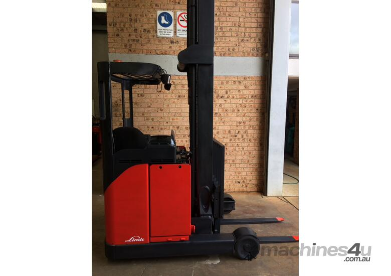 National Forklifts - Linde Late Model R16HD 9.1m