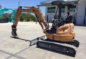 Excavator CX35B, Good Condition