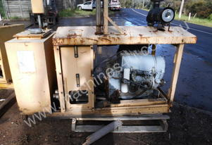 49hp deutz hydraulic power pack