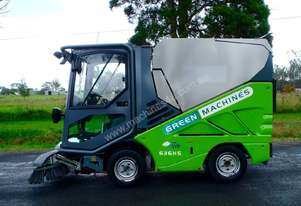 Green Machine/Car Park/Street/Road/Floor/Sweeper