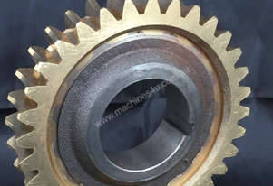 Worm Gear for Cascade Paper Roll Clamp