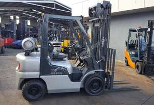 Nissan PL02 Forklift 2.5 Tonne 4000mm Lift Height