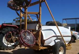 Tundarri Vineyard Sprayer - SARDI Fans