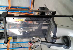 crown forklift in very good condition
