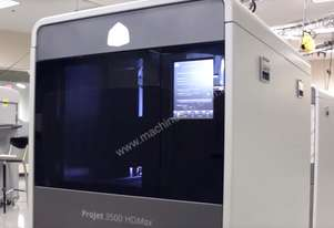 3D printer - Projet 3500 HD Max - High Res