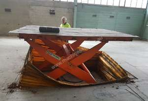 Loading Platform Dock Scissor Lift