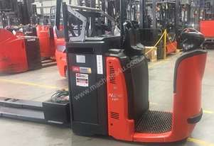 Linde N24HP Order Picking Forklift - USED