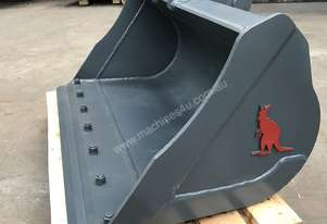 Roo Attachments 2-2.7T Mud Batter Bucket 1000 mm