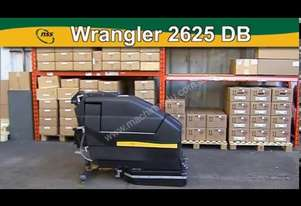 Wrangler 2625 DB mid-size with large scrubber