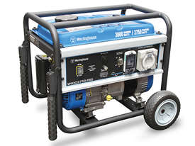 WESTINGHOUSE 4.7kVA Max TRADIE Generator (Model: WHXC3750-Pro) - picture0' - Click to enlarge