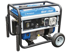 WESTINGHOUSE Portable Generator - picture1' - Click to enlarge