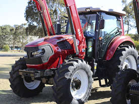 Alfa CM135 Tractor CAB-FEL-4in1 - picture0' - Click to enlarge