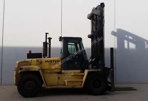 Good condition Hyster 16T counterbalance forklift